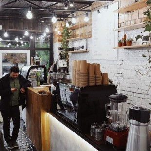 CACTUS Espresso Bar 3