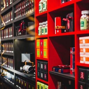 Чайно-кофейный бутик Coupage