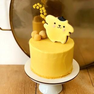 POMPOMPURIN CAKE