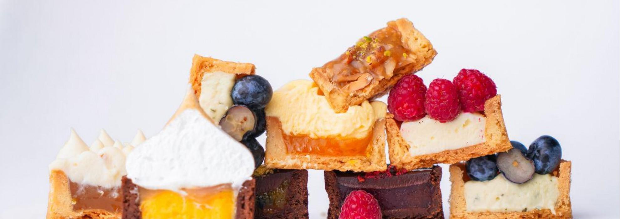 Десерты с доставкой во время карантина